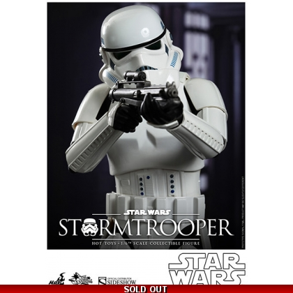 Hot Toys Star Wars: Episode IV A New Hope: 1/6th scale Stormtrooper Collectible Figure